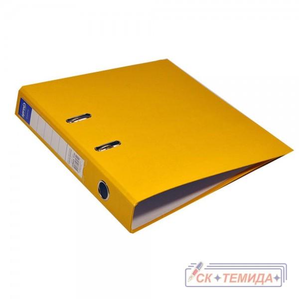 Класьори А4 5см Spree жълти