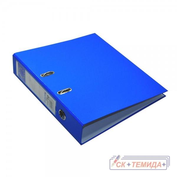 Класьори А4 7,5см Европа светло сини